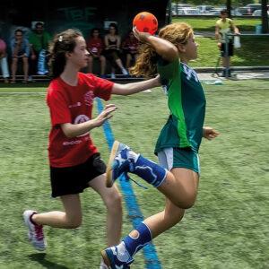 Handball für Kinder II –<br/> Montag, 30.August 2021