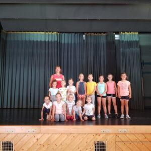 Dance-Aerobic mit Hilde und Sabrina <br/>Kinder von 4 bis 6 Jahren<br/> Montag, 02.08.21